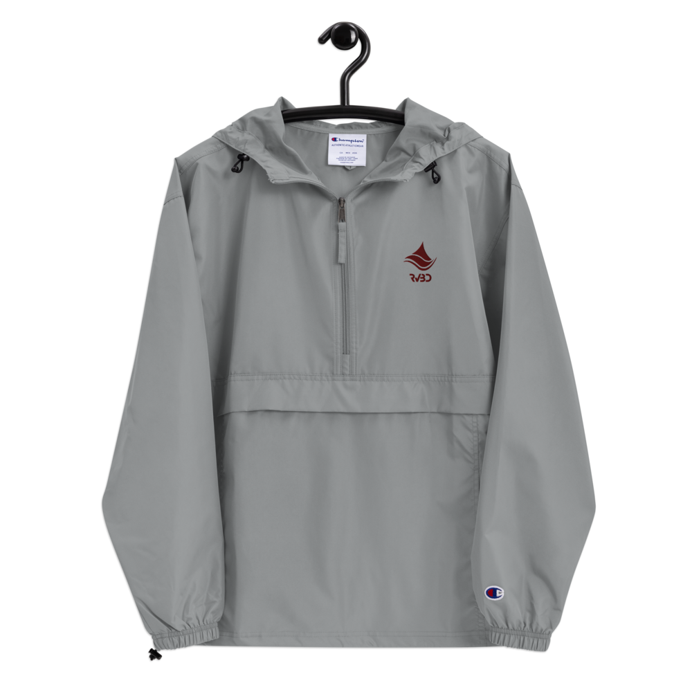 Riverband® Embroidered Champion Pack-able Jacket