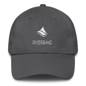 Riverband® White Logo Dad Hat