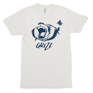 GRIZZ Short sleeve tee from RiverBand®