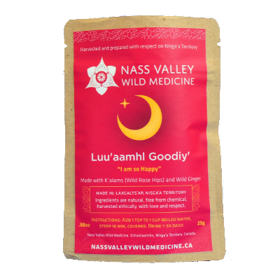 Luu'aamhl Goodiy (I am so Happy) Spice Blend