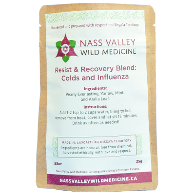 Resist & Recover: Cold and Flu Blend
