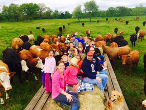 Grazing Days 2018 Farm Tour and Hay Ride Schedule