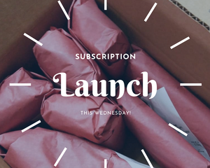 2020-2021 Subscription launch this coming Wednesday!