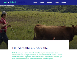 Grazing Days featured in Québec-based web publication Un point cinq