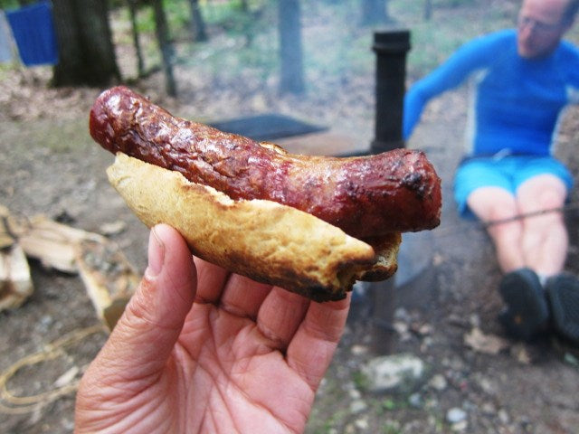 Grass-fed Beef Hot Dogs