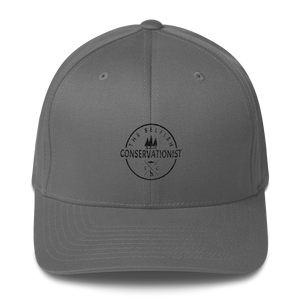 Logo Structured Twill Cap - the selfish conservationist