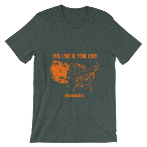 This Land is Your Land Short-Sleeve Unisex T-Shirt - the selfish conservationist