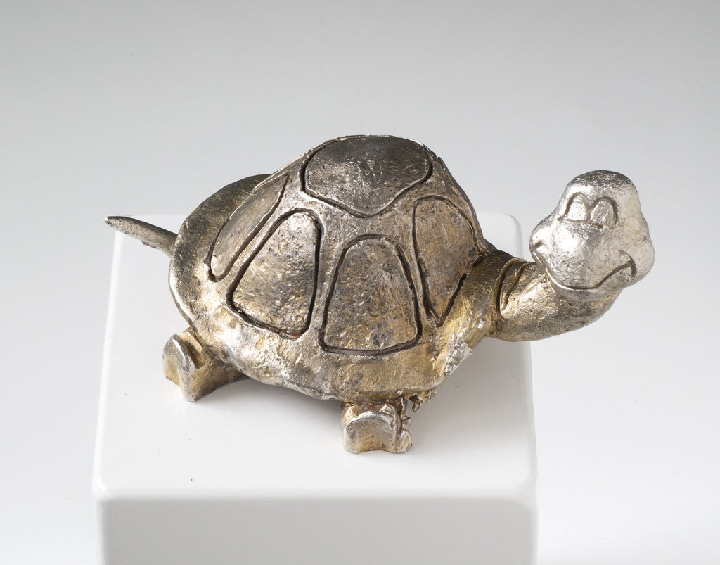 Lauren Steinberg: Golden Turtle