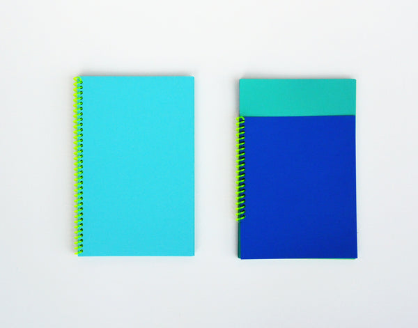 Sming Sming Notebook - S/S18 Half Letter