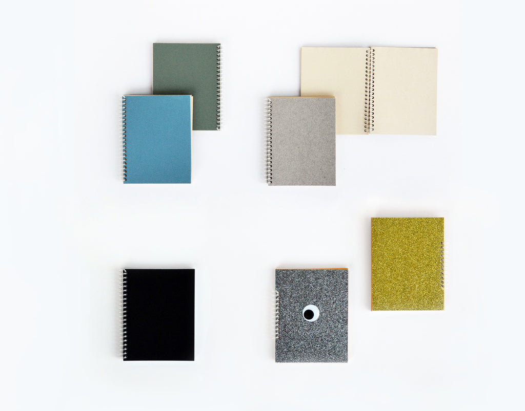 Sming Sming Notebook - S/S18 Pocket