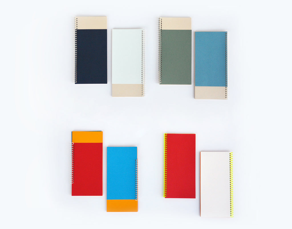 Sming Sming Notebook - S/S18 Tall