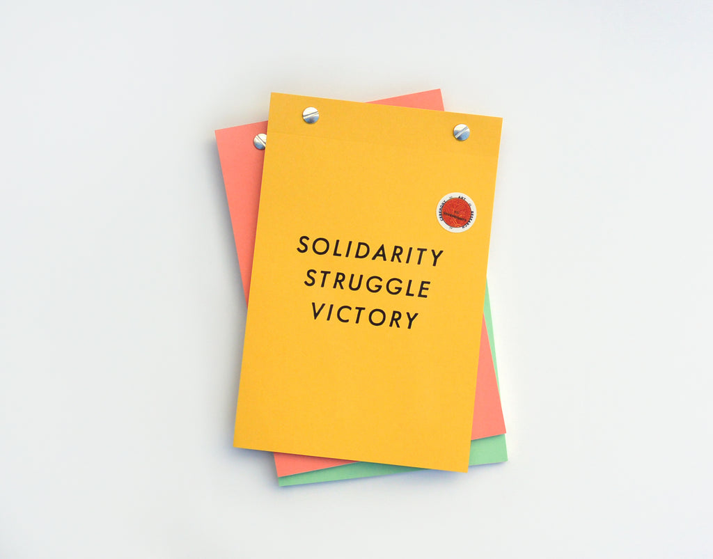 Solidarity Struggle Victory