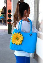 Optari - Sol Tote - Blue, Small