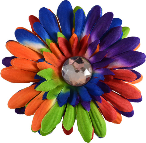 Fobbz, Bling Flower - Multi-Bright