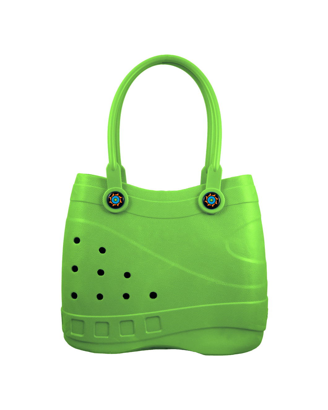 Optari - Sol Tote - Green, Small