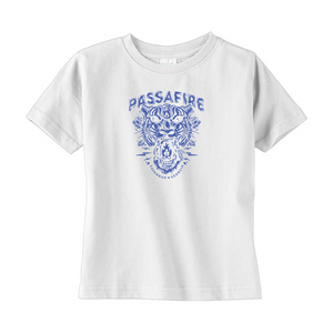 Passafire Tiger T-Shirts (Toddler Sizes)