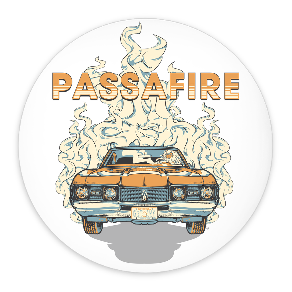 Passafire 3-in Pin Pack (5 Count)
