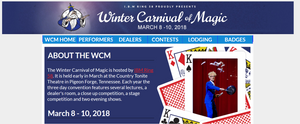 It's Time for the 2018 Winter Carnival of Magic!