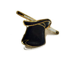 Lapel Pin Hat with Wand