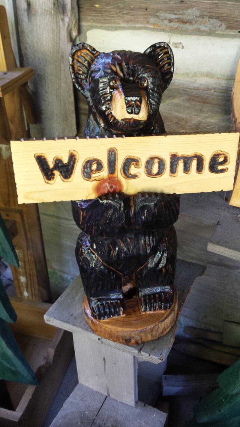 Welcome Bear from Make It Magic.com