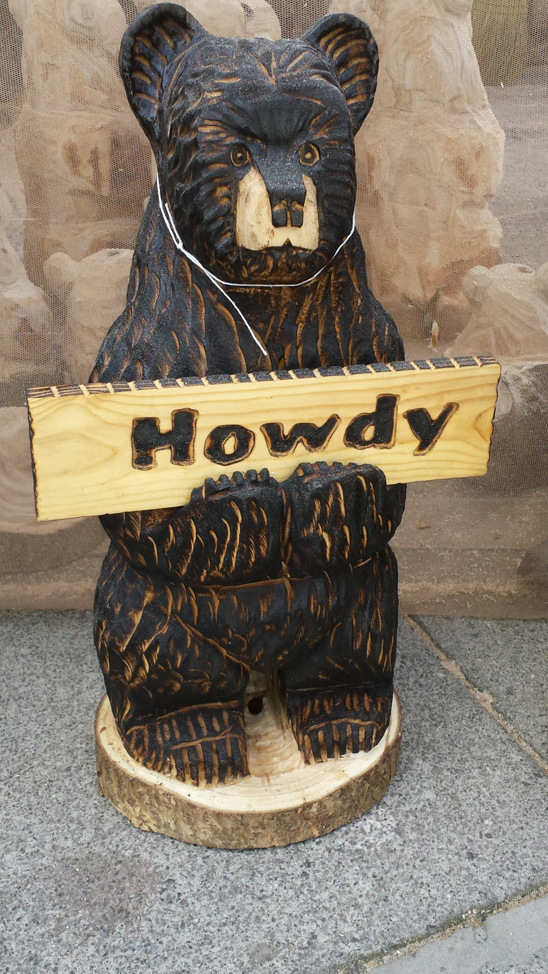 Howdy Bear from Make It Magic.com