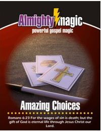 Amazing Choices Gospel Magic Trick