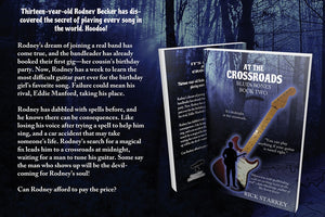 At The Crossroads Blue Bones Book Two