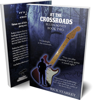At The Crossroads: Blue Bones Book Two