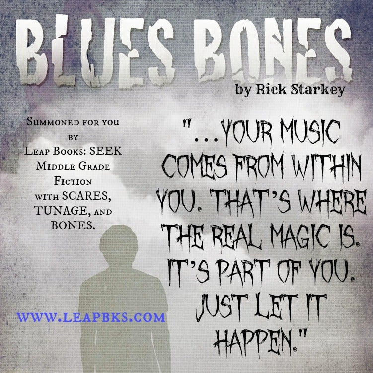 Blues Bones by Rick Starkey