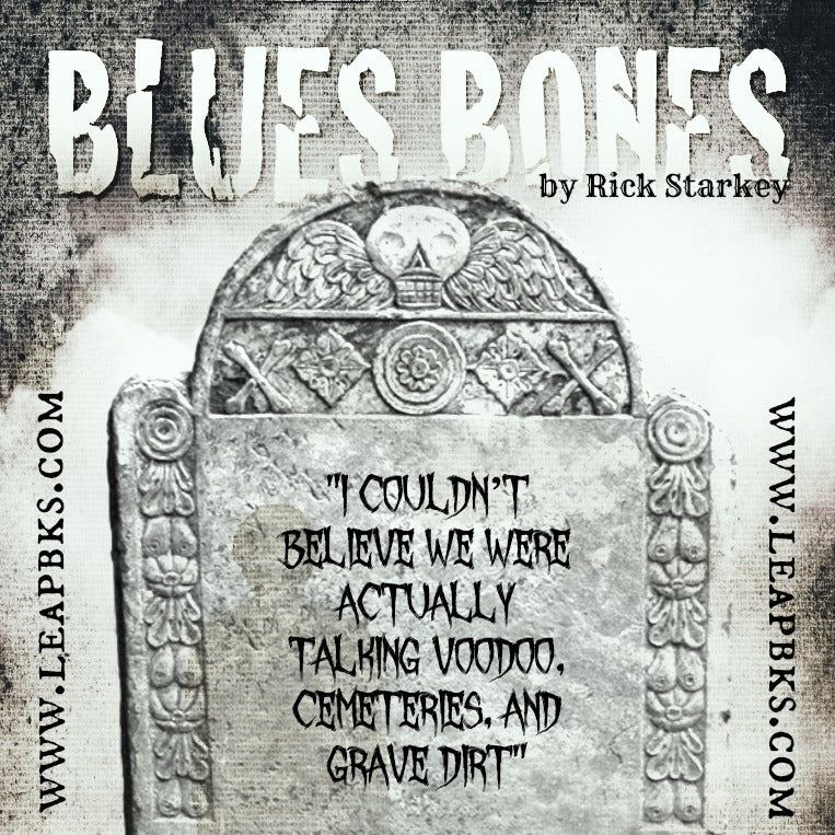 Blues Bones - Rick Starkey