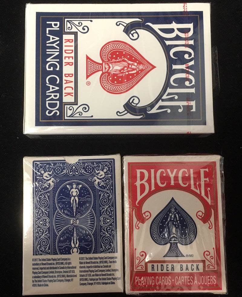 Mini Deck Bicycle Playing Cards