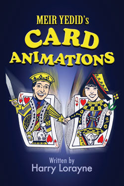 Card Animations-Meir Yedid's-Written by Harry Lorayne