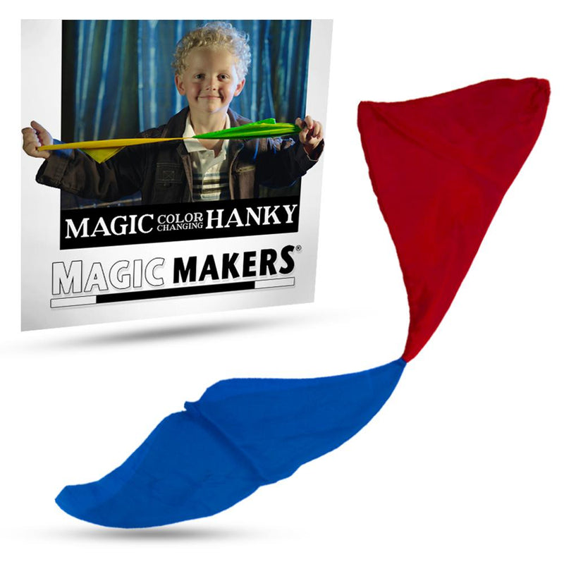 Changing Hanky Tricks For Kids