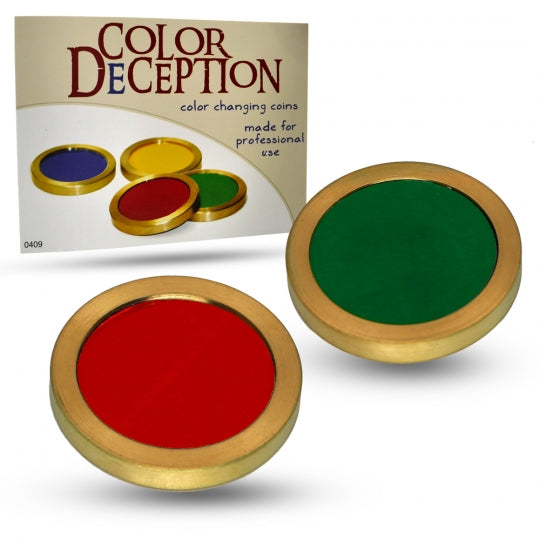 Color Deception Brass