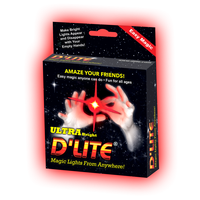 D'Lite Ultra Bright Red