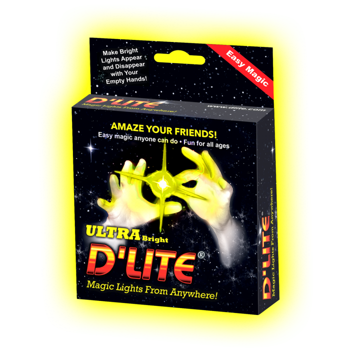 D'Lite Ultra Bright Yellow