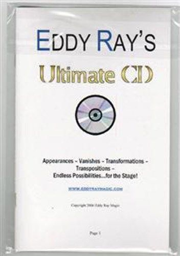 EDDY RAY'S ULTIMATE CD