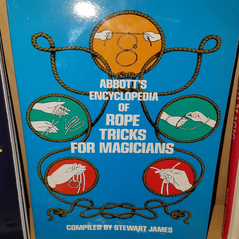 Rope Tricks For Magicians