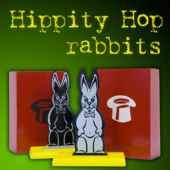 Hippity Hop Rabbits Small