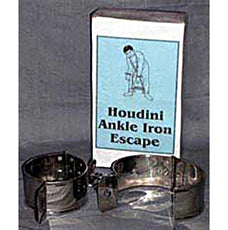 Escape like Houdini! Make It Magic