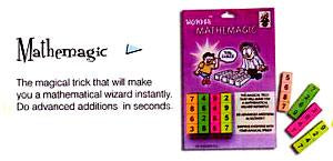 Mathemagic - Show your amazing math skills!