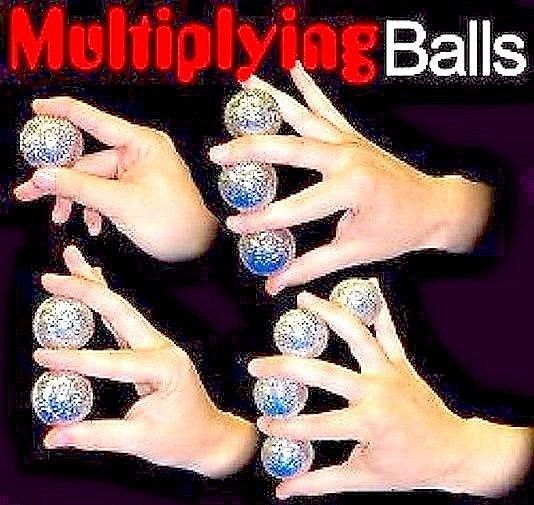 Multiplying Balls