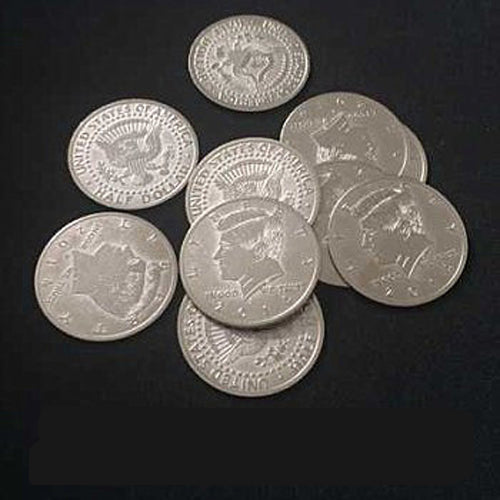 Palming Coins, Half Dollar Version 20 pcs