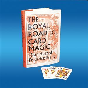 Royal Road to Card Magic Hardback - A must for card workeres