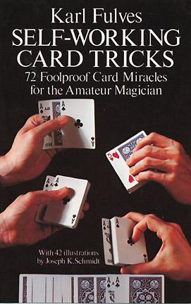 Self-Working Card Tricks are easy to do!