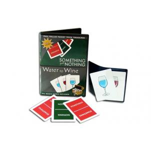 Something from Nothing & Water to Wine Packet Tricks with Teaching Course