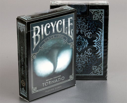 "Bicycle Natural Disasters ""Tornado"" Playing Cards"