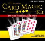 Ultimate Card Magic magic kit! Over 300 Tricks!