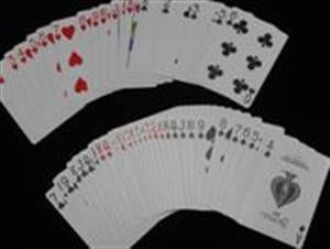 Utility Deck - Bicycle Cards- Poker - Double Face card