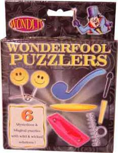 wonderfool Puzzlers - A set of great puzzlers!